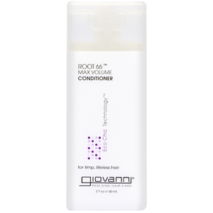 Condicionador Root 66 Max Volume da Giovanni 60 ml
