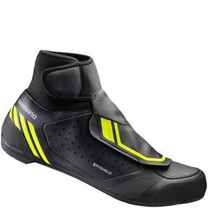 Shimano RW5 Dryshield SPD-SL Winter Shoes - Black