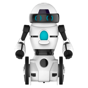 WowWee Mini MiP Remote Control Robot - White: Image 1