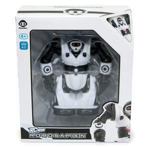 WowWee Mini Robosapien - White/Black: Image 3