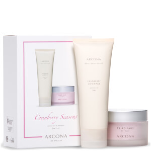 ARCONA Cranberry Seasons Set (Worth $82.00)