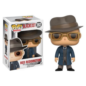 The Blacklist Raymond Reddington Pop! Vinyl Figur