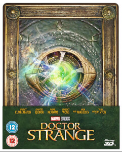 Doctor Strange 3D (Includes 2D Version) - Zavvi UK Exclusive Limited Edition Steelbook