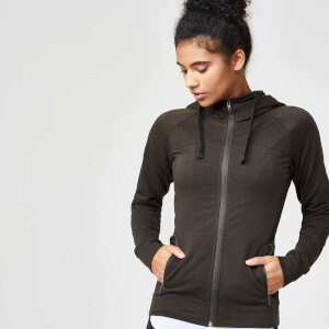 Myprotein Superlite Slim Fit Zip Up Hoodie
