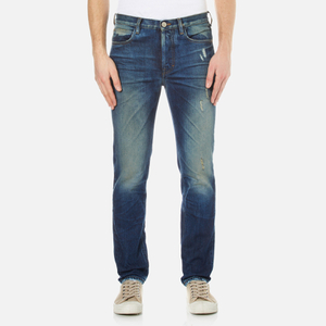Vivienne Westwood Anglomania Men's Johnston Jeans - Blue Denim