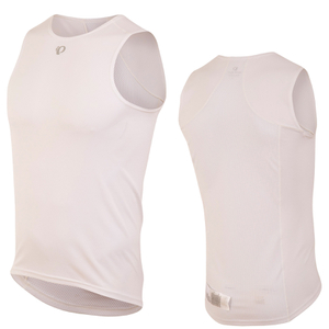 Pearl Izumi Transfer Sleeveless Baselayer - White