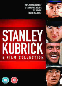 Stanley Kubrick - 4 Film Collection