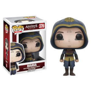 Assassin's Creed Movie Maria Pop! Vinyl Figur
