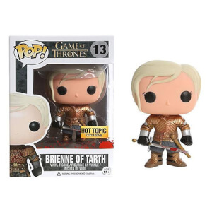 Funko Bloody Brienne Of Tarth Pop! Vinyl