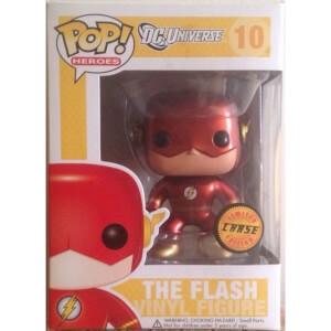 DC Comics Funko The Flash (Chase) Pop! Vinyl