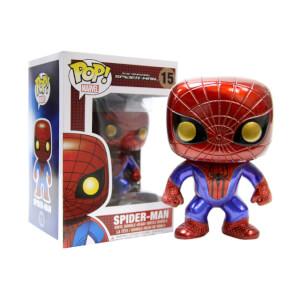 Funko Spider-Man Metallic (SDCC 2012) Pop! Vinyl