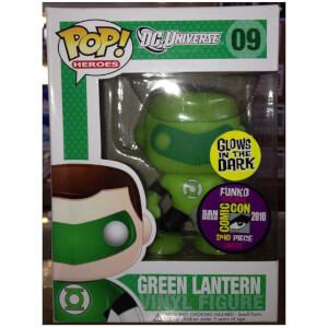 DC Comics Funko Green Lantern GITD SDCC 2010 Pop! Vinyl