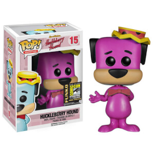 Funko Huckleberry Hound (Bright Pink) Pop! Vinyl