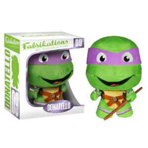 Fabrikations Donatello- Tortues Ninja