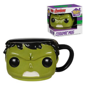 Funko Hulk Mug Pop! Home