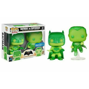 DC Comics Funko Batman v Superman (Glow) Pop! Vinyl