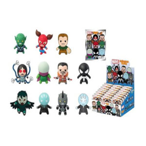 Merch Spider-Man Marvel Series 5 Key Chain Other Items