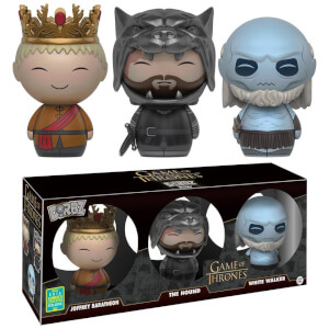 Vinyl Sugar Game Of Thrones Triple Pack Dorbz