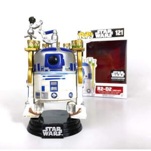 Funko R2-D2 (Jabba'S Skiff) Pop! Vinyl