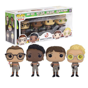 Funko Ghostbusters 2016 4-Pack Pop! Vinyl