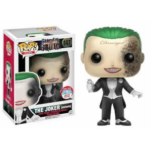 DC Comics Funko The Joker (Grenade) Pop! Vinyl