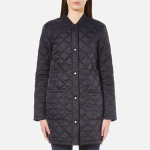Barbour Heritage Women's Summer Border Jacket - Navy