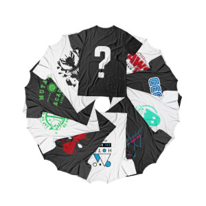 Mystery Geek T-Shirt 10er-Pack