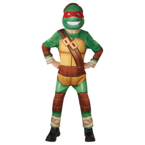 Teenage Mutant Ninja Turtles Half Shell Hero Fancy Dress Costume