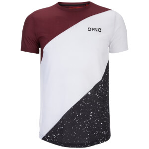 DFND Men's Fuse T-Shirt - Burgundy