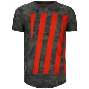 DFND Men's Caller T-Shirt - Camo