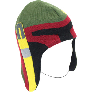 Bonnet Star Wars Boba Fett