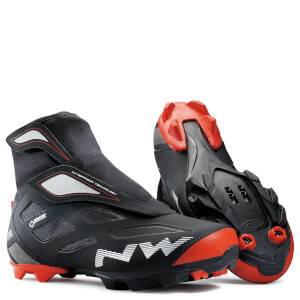 Northwave Celsius 2 GTX Winter Boots - Black/Red