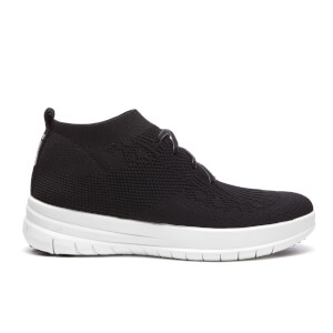 FitFlop Women's F-Sporty Überknit Trainers - Black