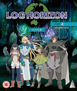 Log Horizon: Season 2 - Part 2
