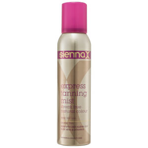 Sienna X Express Self Tan Mist 150ml