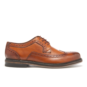Ted Baker Men's Ttanum 3 Burnished Leather Brogues - Tan