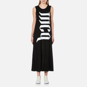 McQ Alexander McQueen Women's Flared Tank Dress - Darkest Black