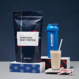 Impact Whey Protein, Christmas Cake