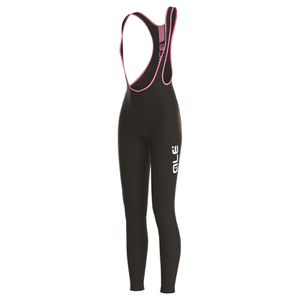 Alé Women's Formula 1.0 Bib Tights - Black/Pink