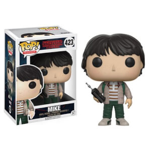 Figura Pop! Vinyl Mike (con walkie talkie) - Stranger Things