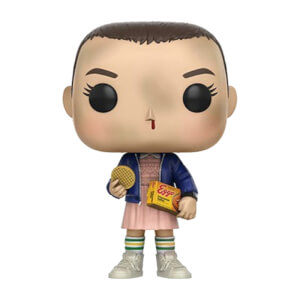 Stranger Things Eleven con Eggos Figura Pop! Vinyl