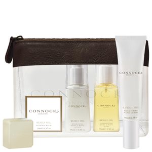 CONNOCK LONDON KUKUI OIL ESSENTIALS COLLECTION