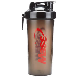 Mass 700ml Shaker - Black