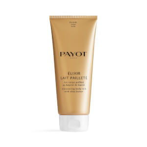 PAYOT Élixir Lait Pailleté Limited Edition Shimmering Body Milk with Shea Butter