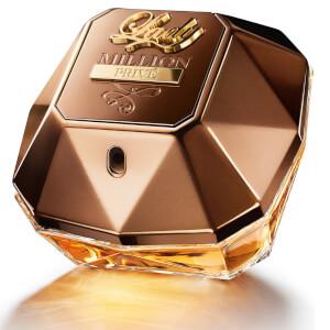 Eau de Parfum Lady Million Privé pour Elle Paco Rabanne 80ml