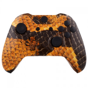 Manette Custom Xbox One - Édition Cobra Royal