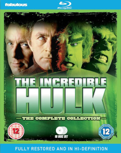 The Incredible Hulk - The Complete Collection