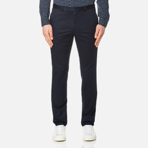 HUGO Men's Heiron Trousers - Dark Blue