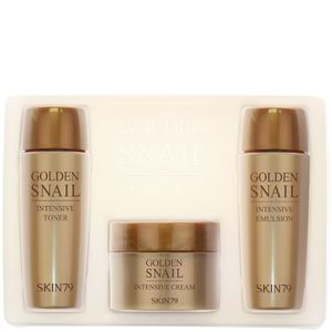 Coffret Miniature Intensif Golden Snail Skin79