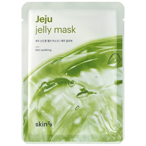 Skin79 Jeju Sandorong Jelly Mask 33ml - Aloe